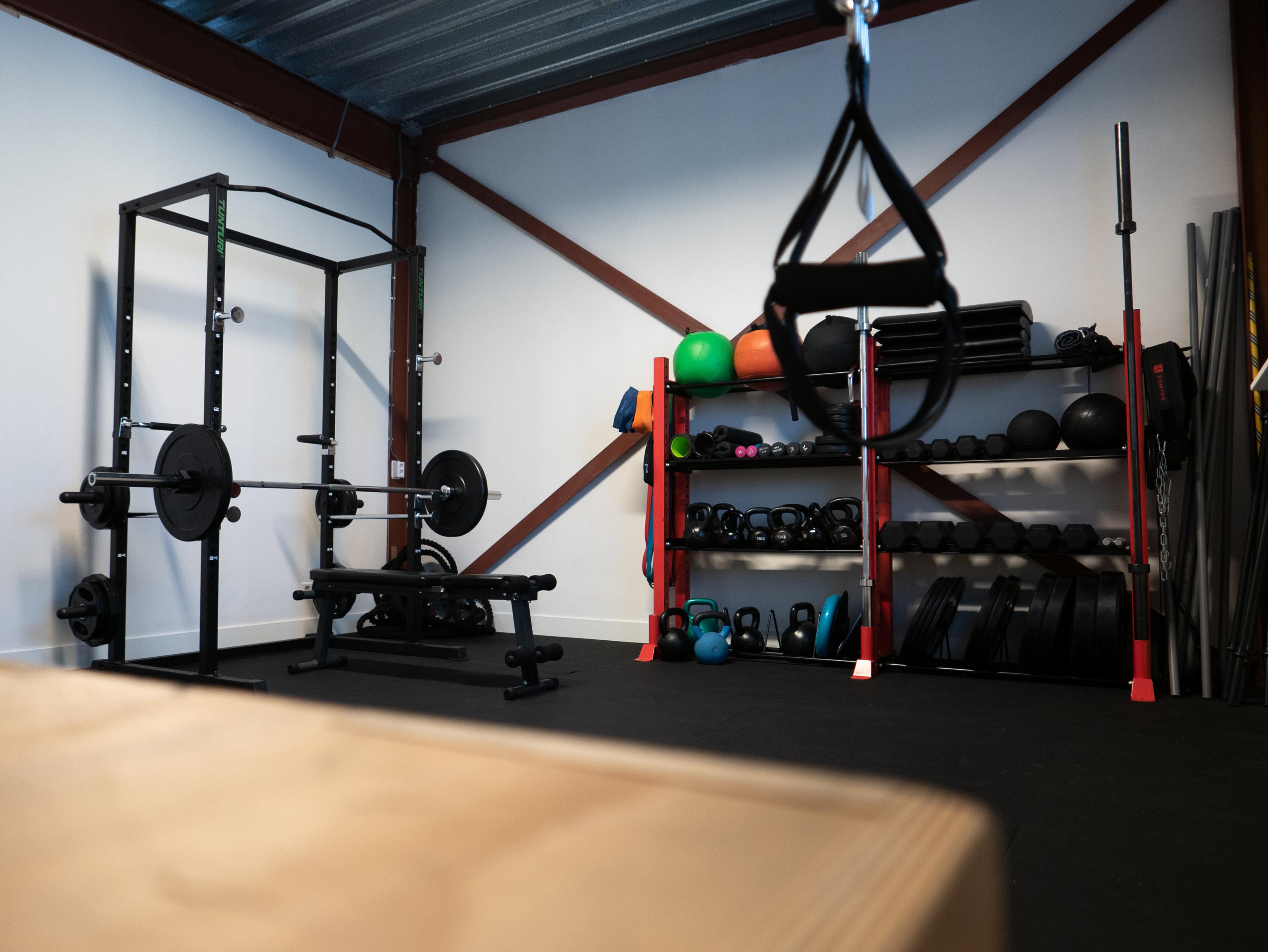 PT ruimte ER Studio